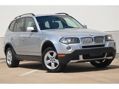 X3 3.0si 2007 BMW X3 3.0si AWD LOADED LEATHER PANO ROOF RECENTLY SVCD CLEAN