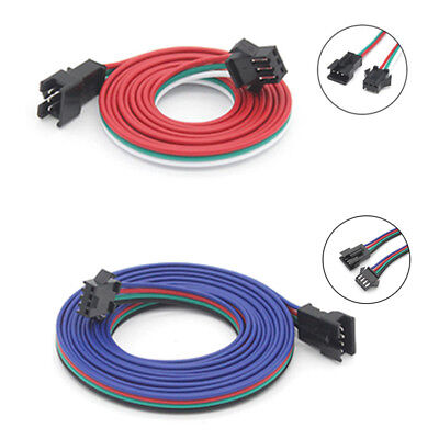 LED Strip Light Extension Wire Cable Cord For 3528 5050 WS2812 WS2811 RGB Lamp