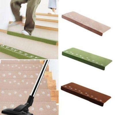 Stair Carpet Pad Self Adhesive Anti-Skid Treads Mat Luminous Light Dark Mats D