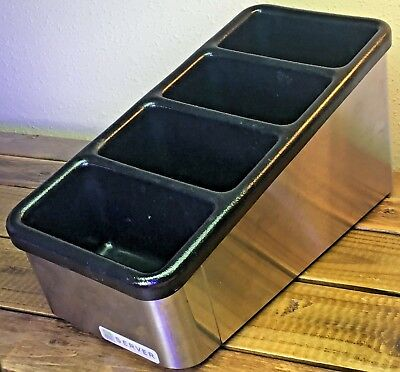 Server Products 4 Compartment Counter-top Condiment Organizer