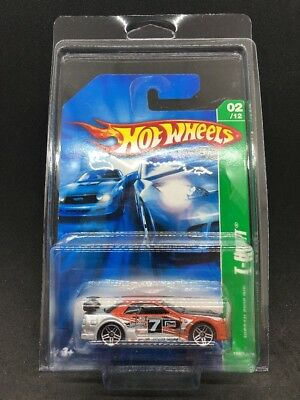 Hot Wheels 2007 Nissan Skyline R32 Treasure Hunt Rare HTF New JDM Car Protector