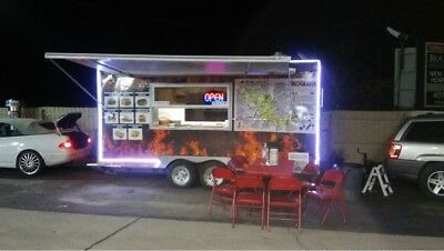 consesion food trailer