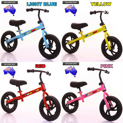 Panma Balance Bike - Adjustable Seat and Handle Bar - Training Scooter Bicycle