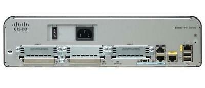 Cisco 1941 Integrated Services Router - Used