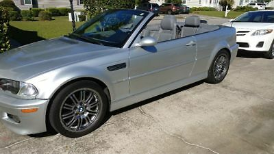 2002 BMW M3  Good condition 02 BMW m3 convertible