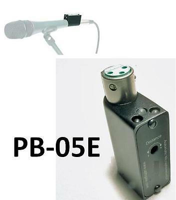 Optogate Automatic PIR Microphone Switch for DYNAMIC Microphones Phantom Powered