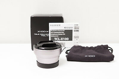 Fujifilm TCL-X100 Tele Conversion Lens for Fuji X100 X100s X100T ~$256 with code