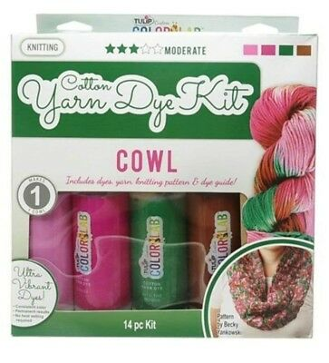 Yarn and Dye Kit