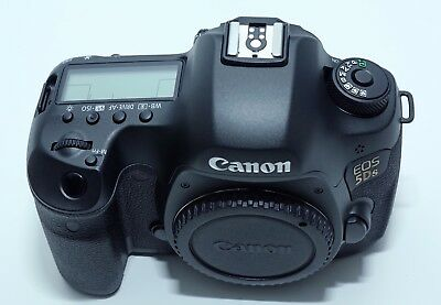 Canon EOS 5DS DSLR Camera - Body Only