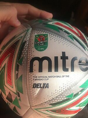 Carabao Cup Match Ball Forest Green Rovers