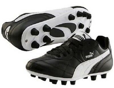 2d011ccb6f8696 Puma Football Boots Esito Classic FG Junior Boots Size 11.5 New FREE  DELIVERY