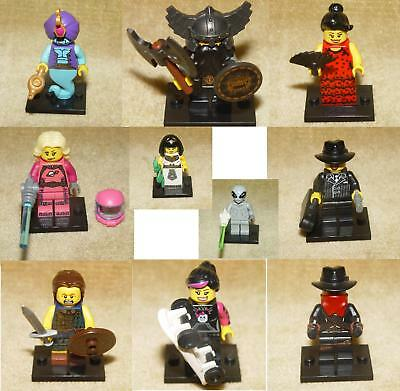 Authentic LEGO Collectible Minifigures Series 7 Pick Your Own!
