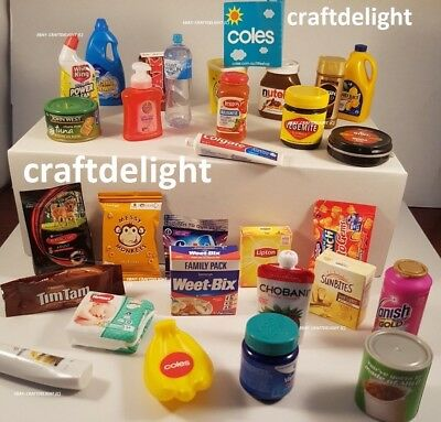 *NEW* Coles Little Shop Mini Collectables.... BUY NOW Competition ends IN 7 DAYS