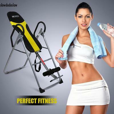 Rückentrainer Heim Body Exercise Fitness Inversion Table Bauchtrainer Trainer