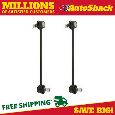 New Pair of 2 Front Left and Right Sway Bar Link Kit fits Chrysler Dodge Jeep