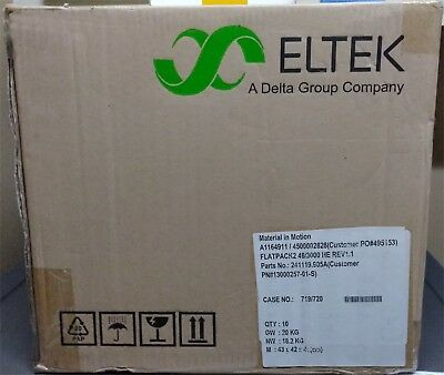 Eltek Valere Flatpack 2 48/3000 - Rectifier / 241119.905A - (Sealed Box of 10)