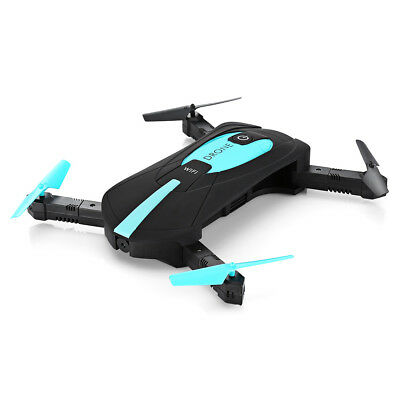 JY018 Mini Dron Foldable WiFi HD FPV Camera Quadcopter Selfie RC Drones New