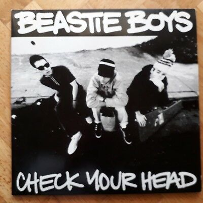 Check Your Head von Beastie Boys Doppel LP Vinyl 1992 original