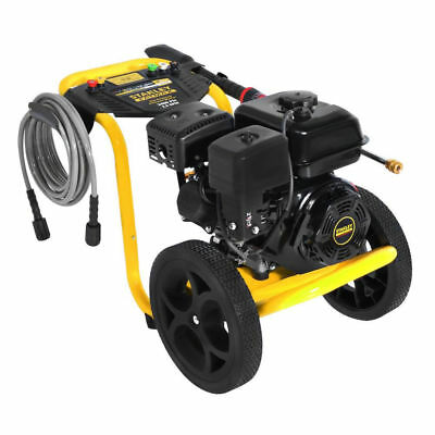Stanley FATMAX 2.5 GPM 3400 PSI Gas Power Portable High Pressure Washer Cleaner2