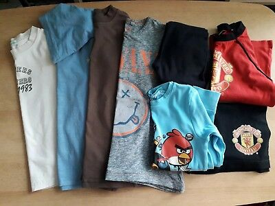 Boys Bundle Clothes Aged 5-6 Years