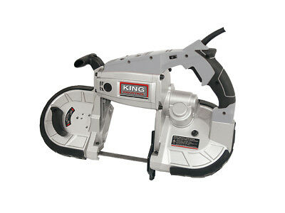 King Canada Tools KC-8377 PORTABLE VARIABLE SPEED METAL CUTTING BANDSAW