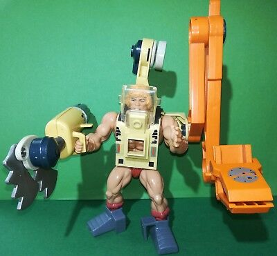 Tower Tools Masters of the Universe Heman