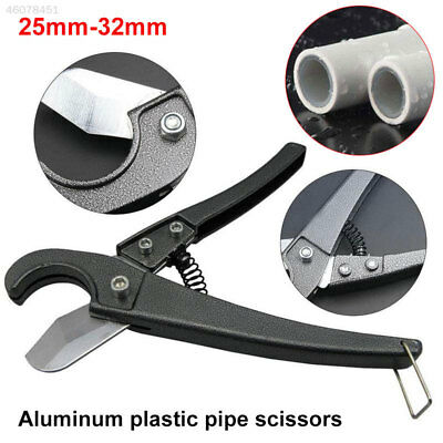 Sturdy Water Pipe Shear Metal Plumbing Tube Cutter Material Cutting Ratcheting