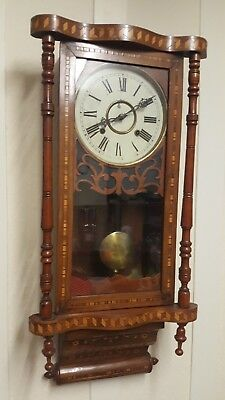 Antique vintage Pendulum Wall clock