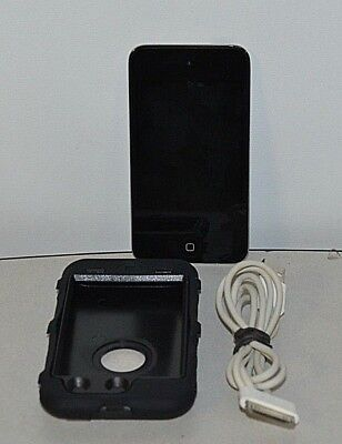 Apple iPod touch 4th Generation Black 32 GB - VGC - A1367