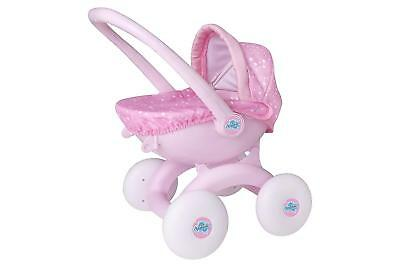 New Dream Creations Micro Dolls Pram Carry Cot Pushchair Buggy Kids Toy Gift
