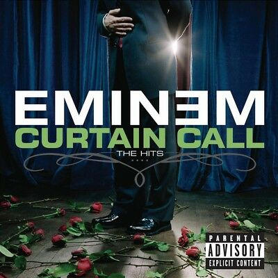Curtain Call - The Hits - EMINEM [CD]