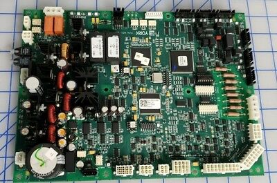 Johnson Controls York 031-02911-005 Rev. N VSD Logic Board