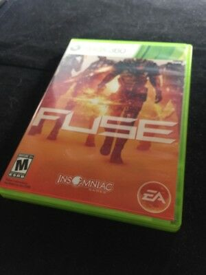 FUSE XBOX 360 Game Good Condition Fuse Xbox on
