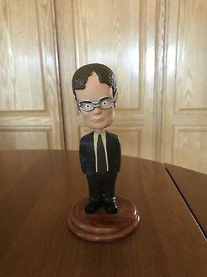 The Office Dwight Schrute Bobblehead Bobble Head Official NBC Series
