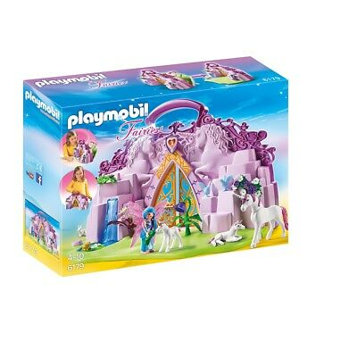 PLAYMOBIL - Einhornköfferchen Feenland - 6179