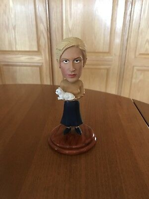 TV Sitcom (The Office) Angela Martin- Bobblehead Played By Angela Kinsey