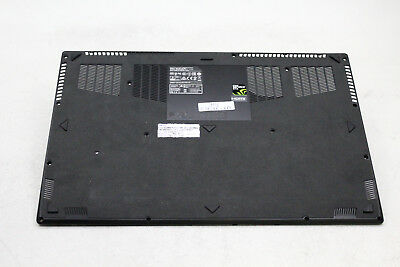 MSI GS63VR 6RF OEM Replacement Back Cover LP1137