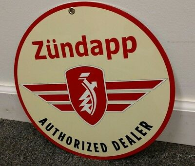 Zundapp Scooter Motorcycle motorcycles sign ...Bella Janus ks750