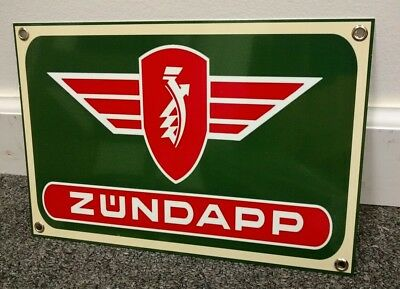 Zundapp Scooter Motorcycle motorcycles sign ...Bella Janus ks750 #2