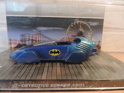Batman Modellauto Detective Comics#601  Eaglemoss Collection