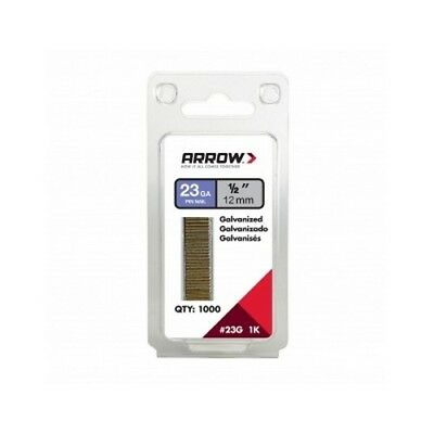 Arrow A23G12 Pin Nail 12mm Pack of 1000