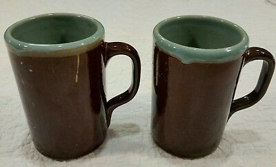 Zanesville John B Taylor Country Fare Mugs - Set of 2