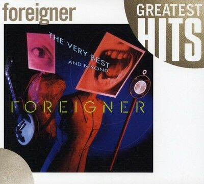 Foreigner - Very Best Of & Beyond (CD Used Very Good)