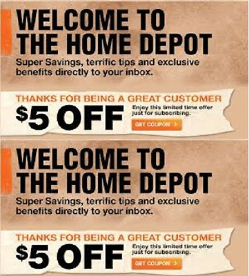 TWO (2) Home Depot $20 Off $200 Coupon *Guaranteed to Work *INSTANT DELIVERY*