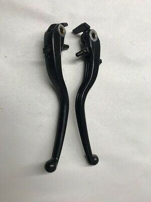 Ducati 899 959 1199 1299 Panigale R OEM Brake and Clutch Levers