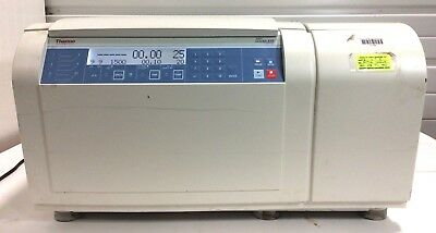 Thermo Fisher Scientific SORVALL LEGEND X1R 75004261 Refrigerated Centrifuge