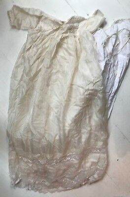 Vintage Christening Gown Job Lot X 4