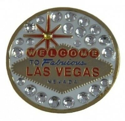 Navika Las Vegas. Crystal Ball Marker with Hat Clip. Navika USA Inc.