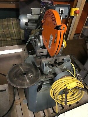 Scotchman CPO-350NF Cold Saw MINT Condition TONS OF EXTRAS! MUST SEE!!!