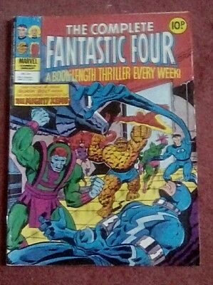 The complete fantastic four #26